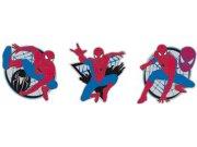 Dječje naljepnice Spiderman D23668, 3 kom Naljepnice za dječju sobu
