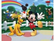 3D foto tapeta Walltastic Mickeyho klubík 42056 | 305x244 cm Foto tapete