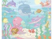 3D foto tapeta Walltastic Baby Moře 40625 | 305x244 cm Foto tapete