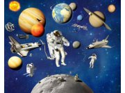 3D foto tapeta Walltastic Svemir 40137 | 305x244 cm Foto tapete