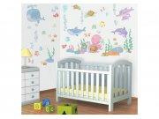 Dječja naljepnica Baby More 41073 Naljepnice za dječju sobu