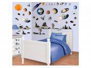 Dječja naljepnica Svemir 41127 Naljepnice za dječju sobu