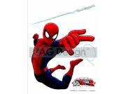 Dječje naljepnice Spiderman DK-1710, 85x65 cm Naljepnice za dječju sobu