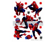 Dječje naljepnice Spiderman 1713 DK-1713, 85x65 cm Naljepnice za dječju sobu