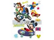Dječje naljepnice Mickey Mouse freestyle DK-0855, 85x65 cm Naljepnice za dječju sobu