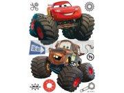Dječje naljepnice Cars monster track DK-1765, 85x65 cm Naljepnice za dječju sobu