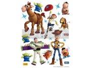 Dječje naljepnice Toy Story DK-1771, 85x65 cm Naljepnice za dječju sobu