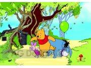 Foto tapeta AG Winnie Pooh FTDS-0247 | 360x254 cm Foto tapete