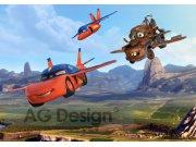 Foto tapeta AG Cars leteći FTDS-2206 | 360x254 cm Foto tapete