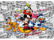 Foto tapeta AG Mickey Mouse FTDS-2225 | 360x254 cm Foto tapete