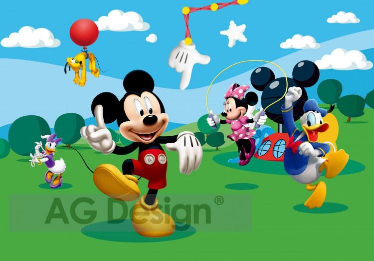 Foto tapeta AG Mickey Mouse FTDS-0253 | 360x254 cm - Foto tapete