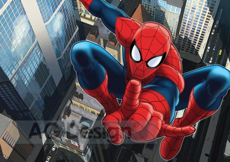 Foto tapeta AG Spiderman FTDS-2209 | 360x254 cm - Foto tapete