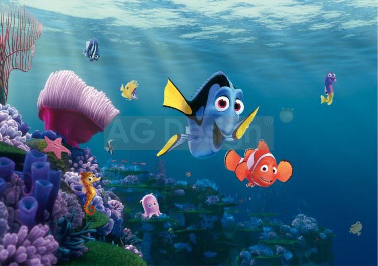 Foto tapeta AG Nemo FTDS-2223 | 360x254 cm - Foto tapete