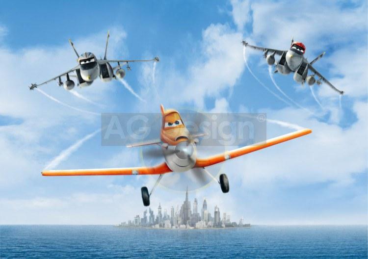 Foto tapeta AG Planes FTDS-1927   255x180 cm - Foto tapete