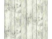 Flis tapeta za zid obloga staro drvo bež 35867-1 Na skladištu