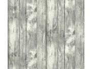 Flis tapeta za zid obloga staro drvo siva 35867-2 Na skladištu