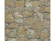 Flis tapeta za zid imitacija kameni zid 95863-1 Na skladištu