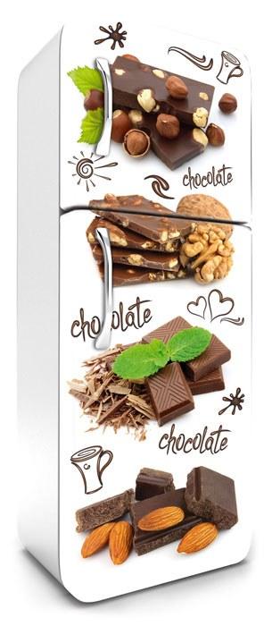 Samoljepljiva foto tapeta za hladnjak Čokolada FR-180-019, 65x180 cm - Foto tapete