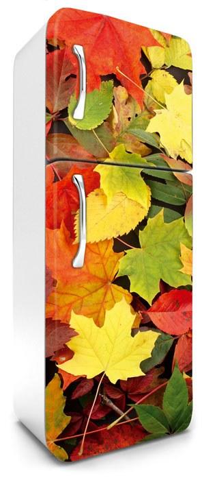 Samoljepljiva foto tapeta za hladnjak Šareni plahtaovi FR-180-025, 65x180 cm - Foto tapete