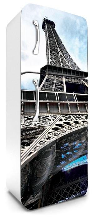 Samoljepljiva foto tapeta za hladnjak Eiffelov toranj FR-180-031, 65x180 cm - Foto tapete