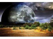 Flis foto tapeta Dimex Mjesec XL-153   330x220 cm Foto tapete