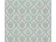 Flis tapeta za zid Safina zeleno bež ornamenti 33323-4 AS Crétaion