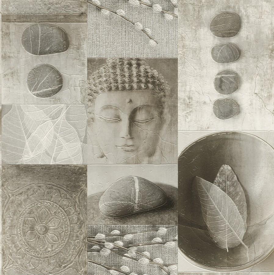 Periva vinilna tapeta za zid Tiles More 306347 - Rasch