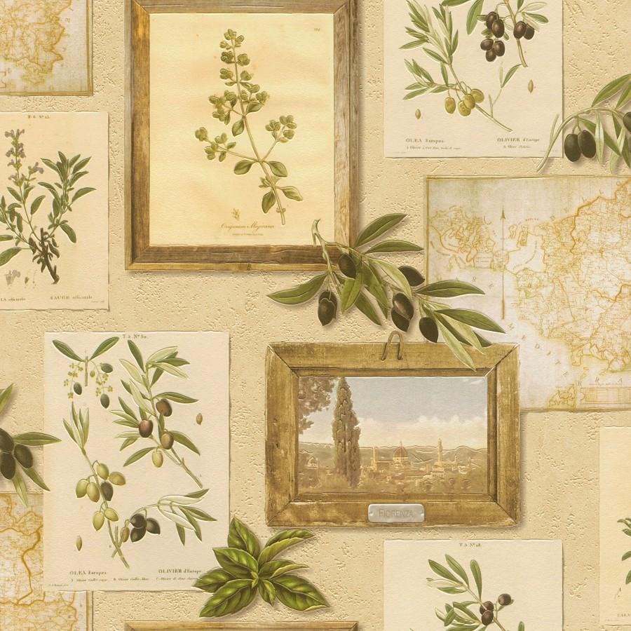Periva vinilna tapeta za zid Tiles More 307214 - Rasch
