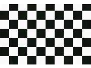 Samoljepljiva folija šahovnica velika 200-2565 d-c-fix, širina 45 cm Dekor