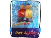 Sportska vreća Pat i Mat, 40 x 27 cm Plišane figure Pat i Mat