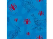 Dječja papirnata tapeta za zid Spiderman 73199, 0,52 x 10 m Na skladištu