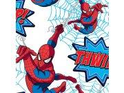 Dječja papirnata tapeta za zid Spiderman 73299, 0,52 x 10 m Na skladištu