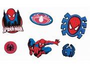 Dječje naljepnice Spiderman D23968, 14 kom Naljepnice za dječju sobu