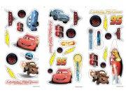 Dječja naljepnica Cars D70003, 17x34 cm Naljepnice za dječju sobu