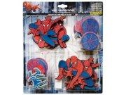 Dječje naljepnice Spiderman D23869, 24 kom Naljepnice za dječju sobu