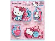 Dječje naljepnice Hello Kitty D23860, 24 kom Naljepnice za dječju sobu