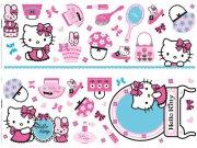 Dječje naljepnice Hello Kitty D41060, 70x50 cm Naljepnice za dječju sobu