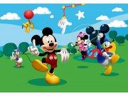 Flis foto tapeta AG Mickey Mouse FTDNXXL-5057 | 360x270 cm Foto tapete