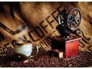 Flis foto tapeta AG Coffee FTNM-2675 | 160x110 cm Foto tapete