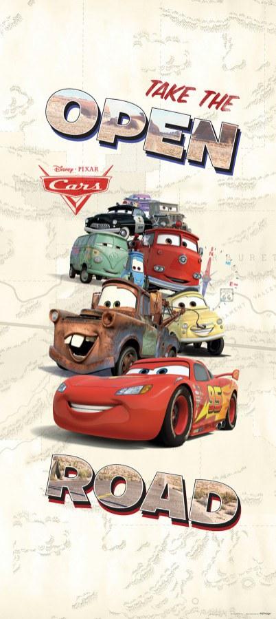 Flis foto tapeta AG Cars FTDNV-5476 | 90x202 cm - Foto tapete