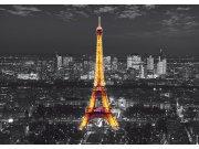 Flis foto tapeta AG Noćni Pariz FTNS-2468 | 360x270 cm Foto tapete