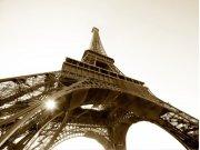 Flis foto tapeta AG Eiffelov toranj FTNS-2476 | 360x270 cm Foto tapete