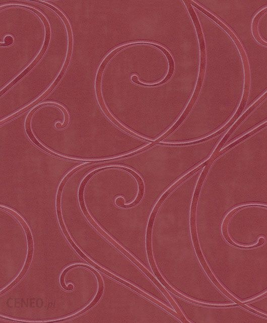 Tapeta Ornament bordo BB 452211