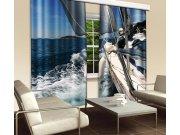 Zavjesa Krstarenje CU-280-007, 280x245 cm Foto zavjese