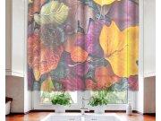 Zavjesa Jesenjsko lišće VO-140-008, 140x120 cm Zavjese