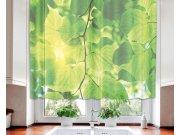 Zavjesa Zeleno lišće VO-140-016, 140x120 cm Zavjese