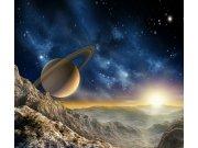 Foto zavjesa Svemir FCSXL-4805, 180 x 160 cm Foto zavjese