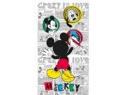 Foto zavjese Mickey Mouse FCSL7142, 140 x 245 cm Foto zavjese