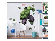 Samolepicí dekorace Walltastic Hulk 44289 Dekorace Avengers
