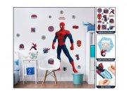 Samolepicí dekorace Walltastic Spiderman 44302 Dekorace Spiderman